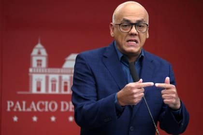 Jorge Rodríguez (REUTERS/Iván Alvarado)