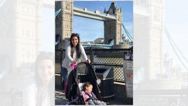 Fabiana decidió no amamantar a su segunda hija para poder retomar el tratamiento