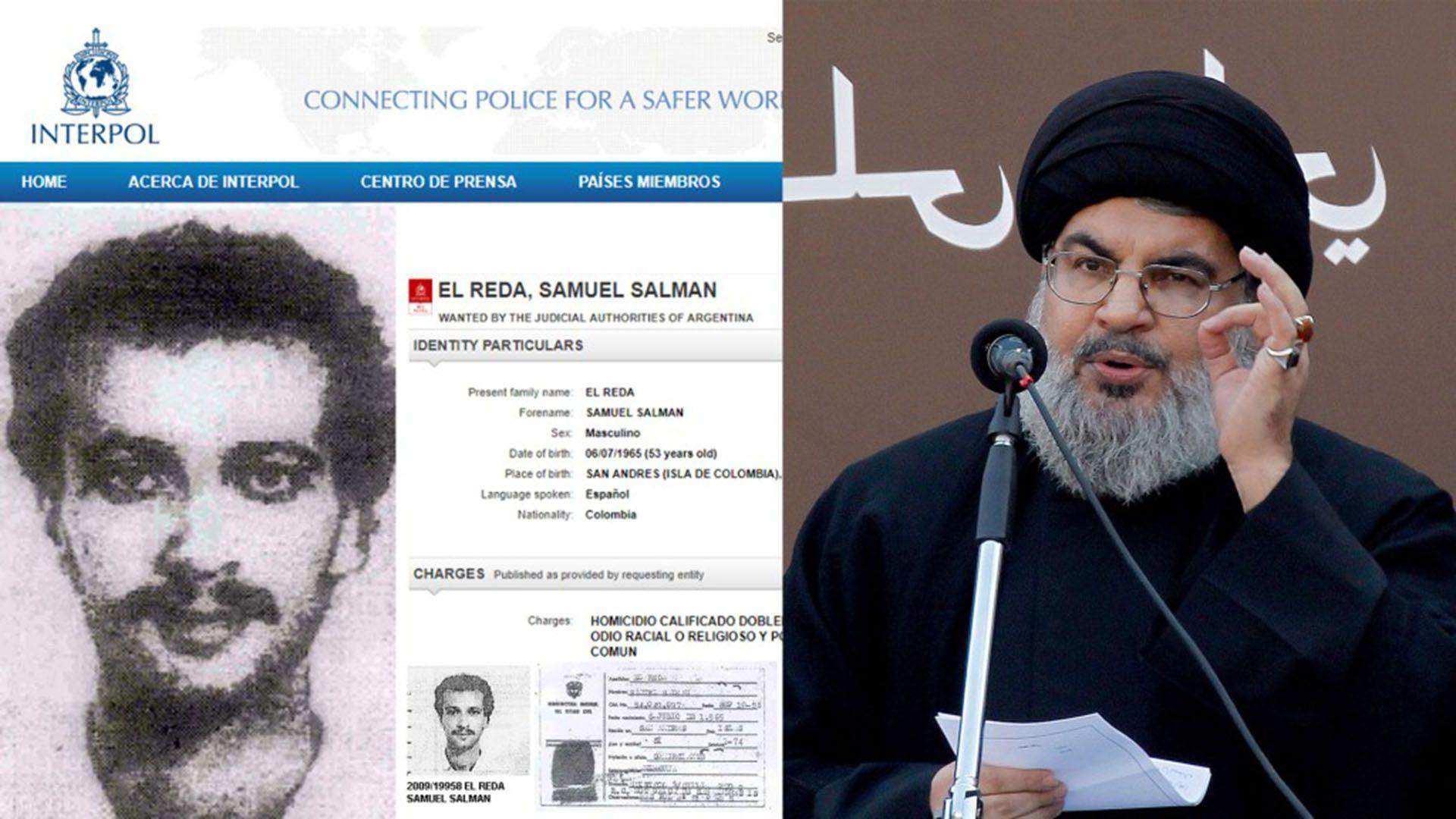 Samuel Salman El Reda es considerado como el nexo entre los autores materiales y los intelectuales del ataque a la mutual judía