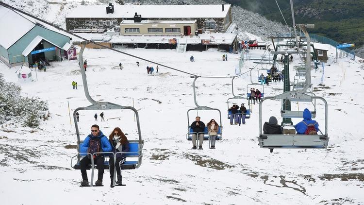 Poco más de un tercio de los argentinosdestina una semana a las vacaciones de invierno. Dos de cada diez destinan dos semanas y una de cada 10 se inclina por las escapadas cortas (Foto: Jorge Wohlert)