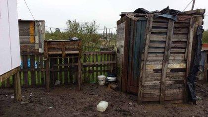 Se estima que en la Argentina más de 6 millones de personas no cuentan con instalaciones sanitarias adecuadas (Foto: Módulo Sanitario)