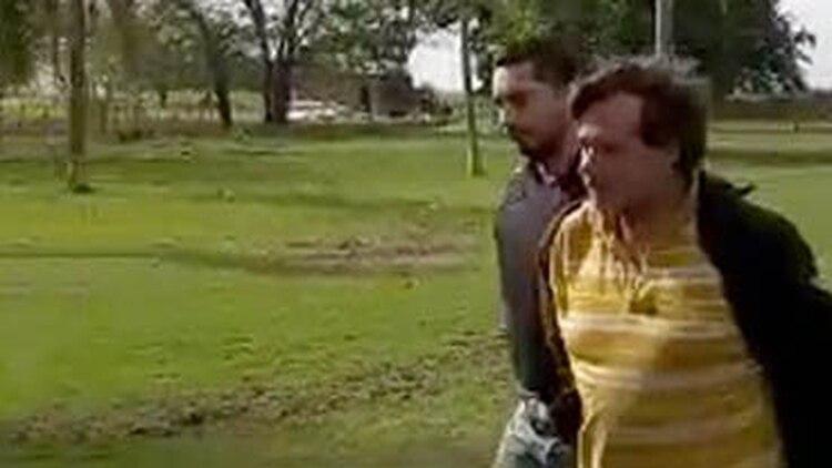 Kurt Gwerder fue detenido en un campo de San Andrés de Giles en 2018 tras permanecer prófugo