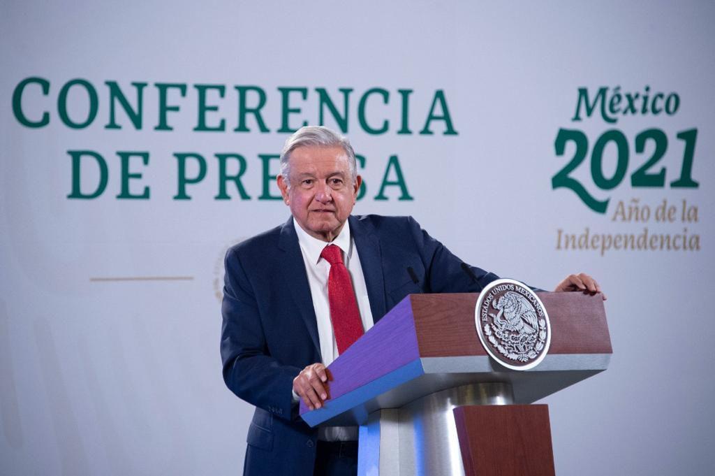 AMLO - MEXICO - CONFERENCIA - PRESIDENCIA - ANDRES MANUEL LOPEZ OBRADOR - 21012021