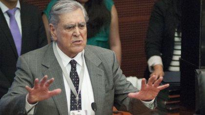 """""""Defenderé a mi hija Kate hasta la muerte"""": qué dijo Eric del Castillo tras 10 horas de declaraciones ante la FGR"""