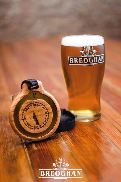 Cerveza artesanal, la especialidad del bar desde 2008 (Breoghan)