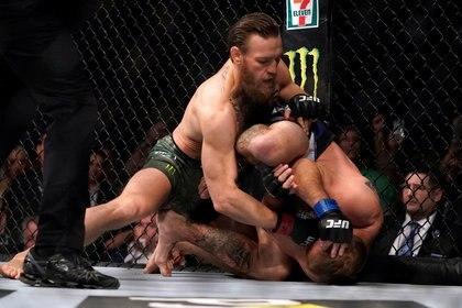 Conor McGregor volverá al octágono después de un año de ausencias (Reuters)