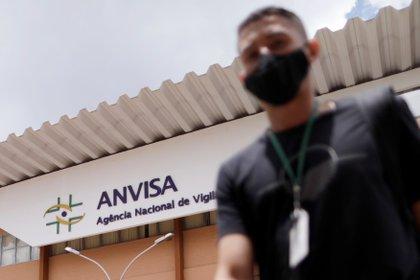 Sede de Anvisa, el ente regulador brasileño que prohibió la importación de la vacuna rusa Sputnik V (Reuters)