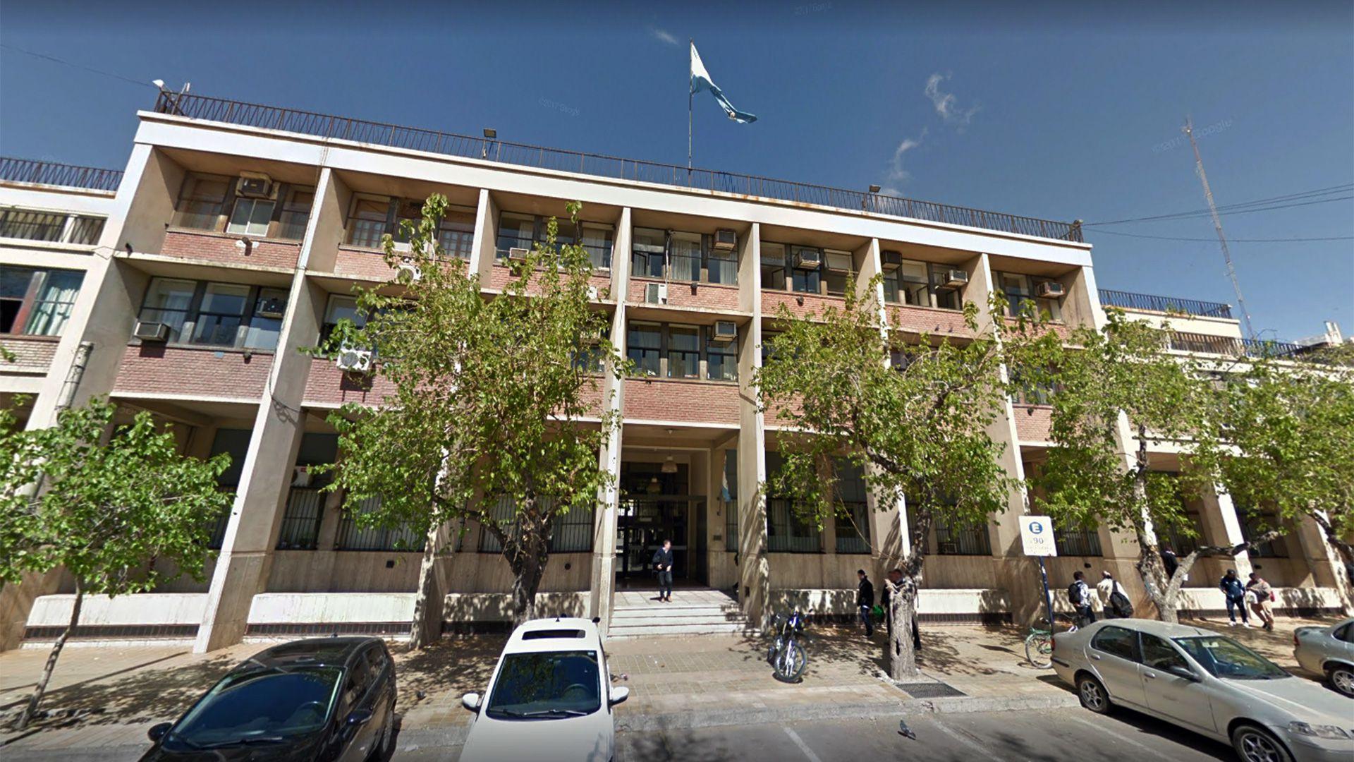 Edificio del Poder Judicial de San Juan