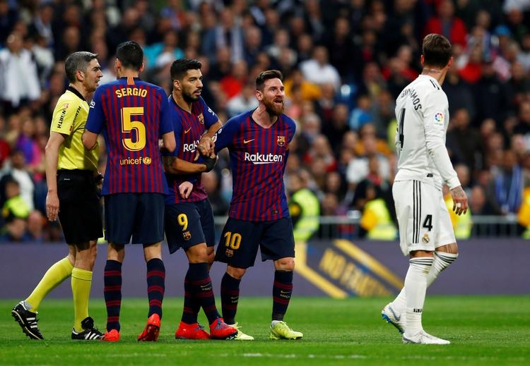 El Barcelona-Real Madrid podría cambiar de fecha