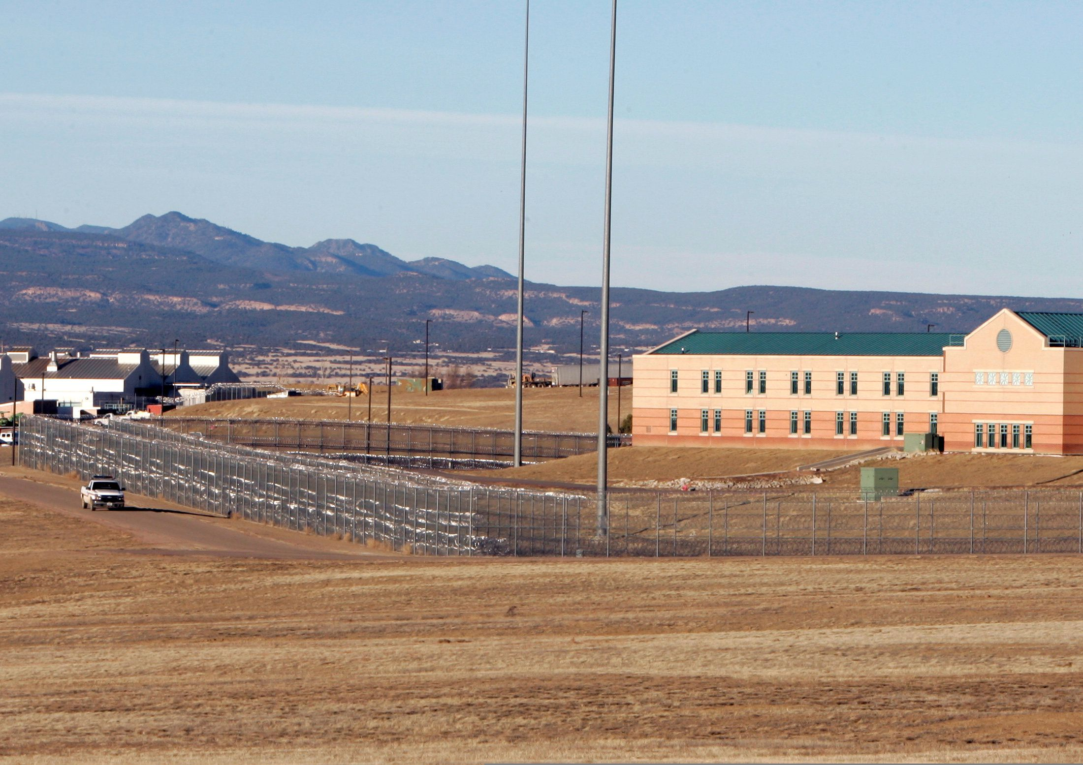 Chapo Guzmán cumple desde 2019 cadena perpetua en una prisión de la cual nunca ha escapado nadie, en Colorado (Foto: Rick Wilking/ Reuters)
