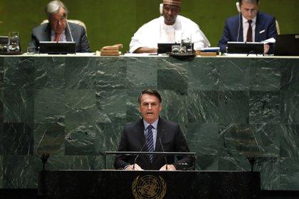 Jair Bolsonaro (REUTERS/Lucas Jackson)