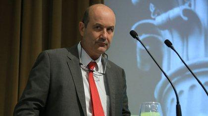 El titular del BCRA, Federico Sturzenegger (NA)