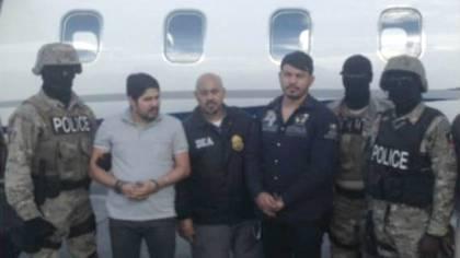Cilia Flores negoció con EEUU la liberación de sus sobrinos Efraín Antonio Campo Flores y Franqui Francisco Flores de Freitas, quienes fueron arrestados en Haití en 2015 mientras intentaban traficar 800 kilos de cocaína