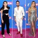 Los looks de los MTV Video Music Awards