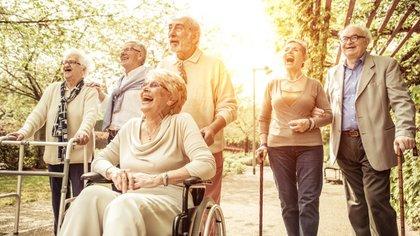 Es un espacio donde sin sacrificar atención médica y tratamiento, se busca renovar la vitalidad de los residentes (iStock)