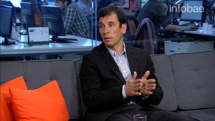 Iván Kerr, subsecretario de Desarrollo Urbano y Vivienda de la Nación y presidente de Procrear