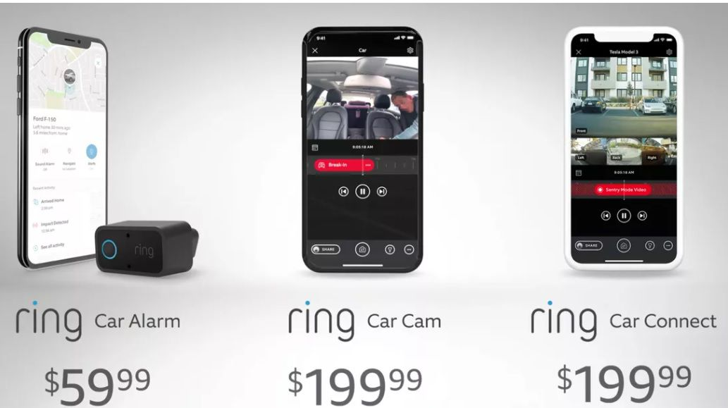 Ring Car Alarm