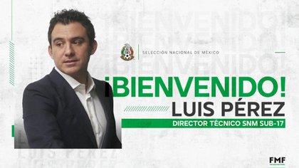 La Selección de México quiere convencer a Luka Romero