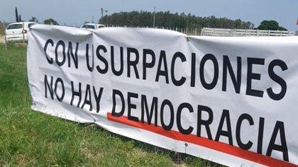 Las usurpaciones son muchas veces alentadas por un poder político que no respeta las libertades individuales ni al Poder Judicial