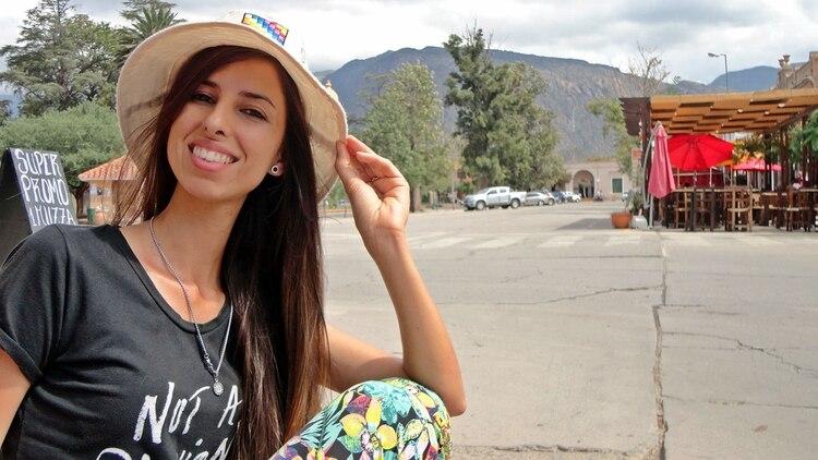 Nadia Arrieta, la joven asesinada