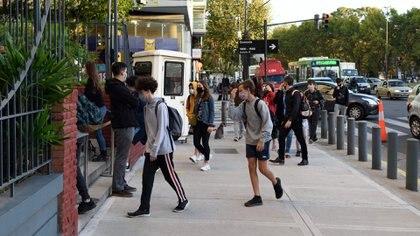 El gobierno porteño ya ratificó que mantendrá las clases presenciales