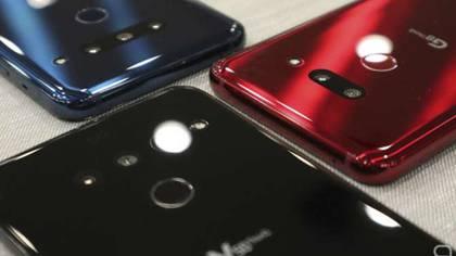 Nuevos smartphones de LG en el congreso móvil de Barcelona
