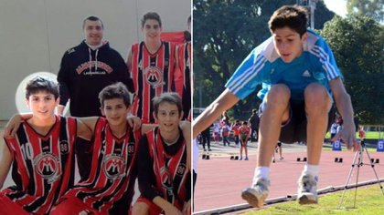 Leandro Bolmaro, el chico que empezó en el atletismo y está a un paso de desembarcar en la NBA