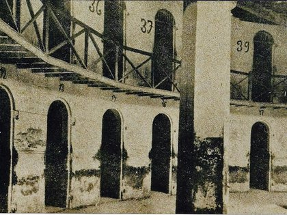 La Rotunda fue demolida en 1936