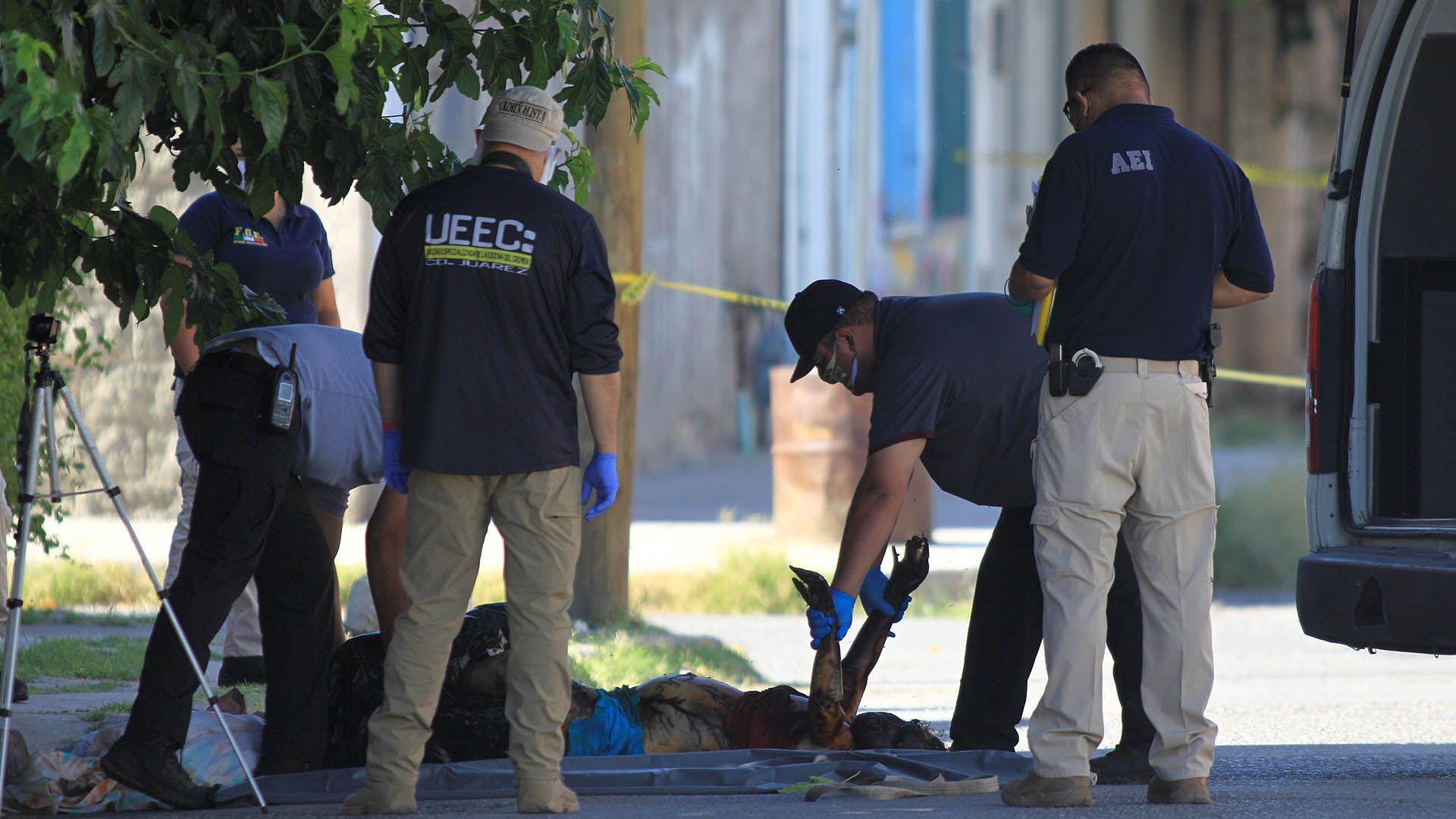 Un juge fédéral et sa femme tués dans l'ouest du Mexique