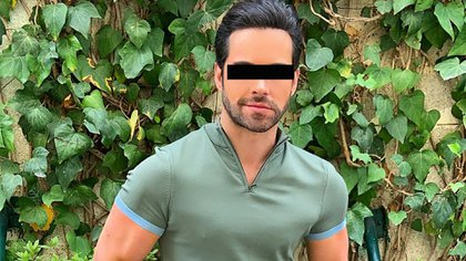 Eleazar Gómez es acusado de haber agredido a su pareja Stephanie Valenzuela (IG: eleazargomez)