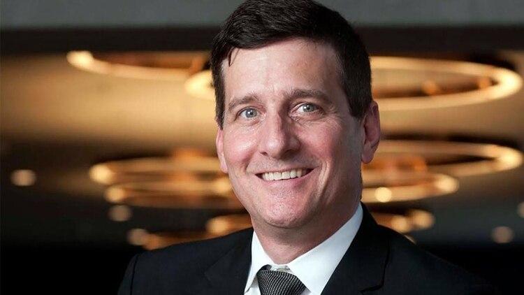 Jeffrey Kratz, gerente general de Amazon Web Services para Latinoamérica.