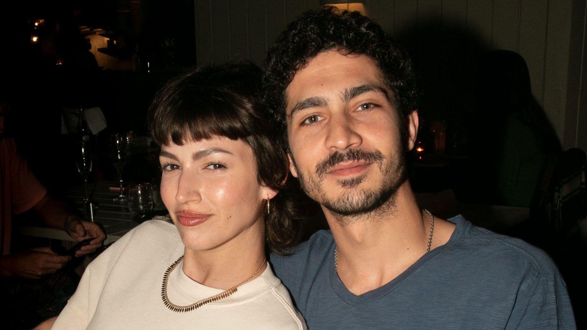 Úrsula Corberó y su novio, Chino Darín