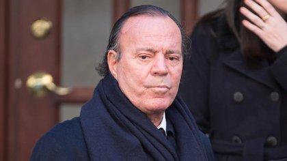 Julio Iglesias cumplirá 77 años el próximo septiembre