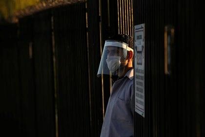 La Ciudad de México podría comenzar a mostrar un descenso de su curva de contagios (Foto: Reuters /Jose Luis Gonzalez)