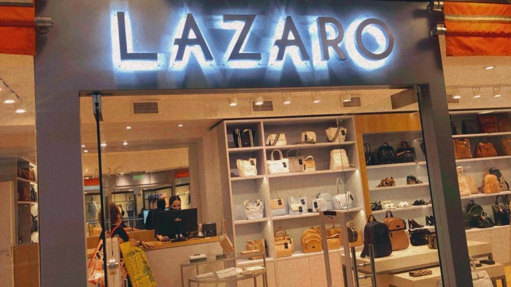 lazaro shopping