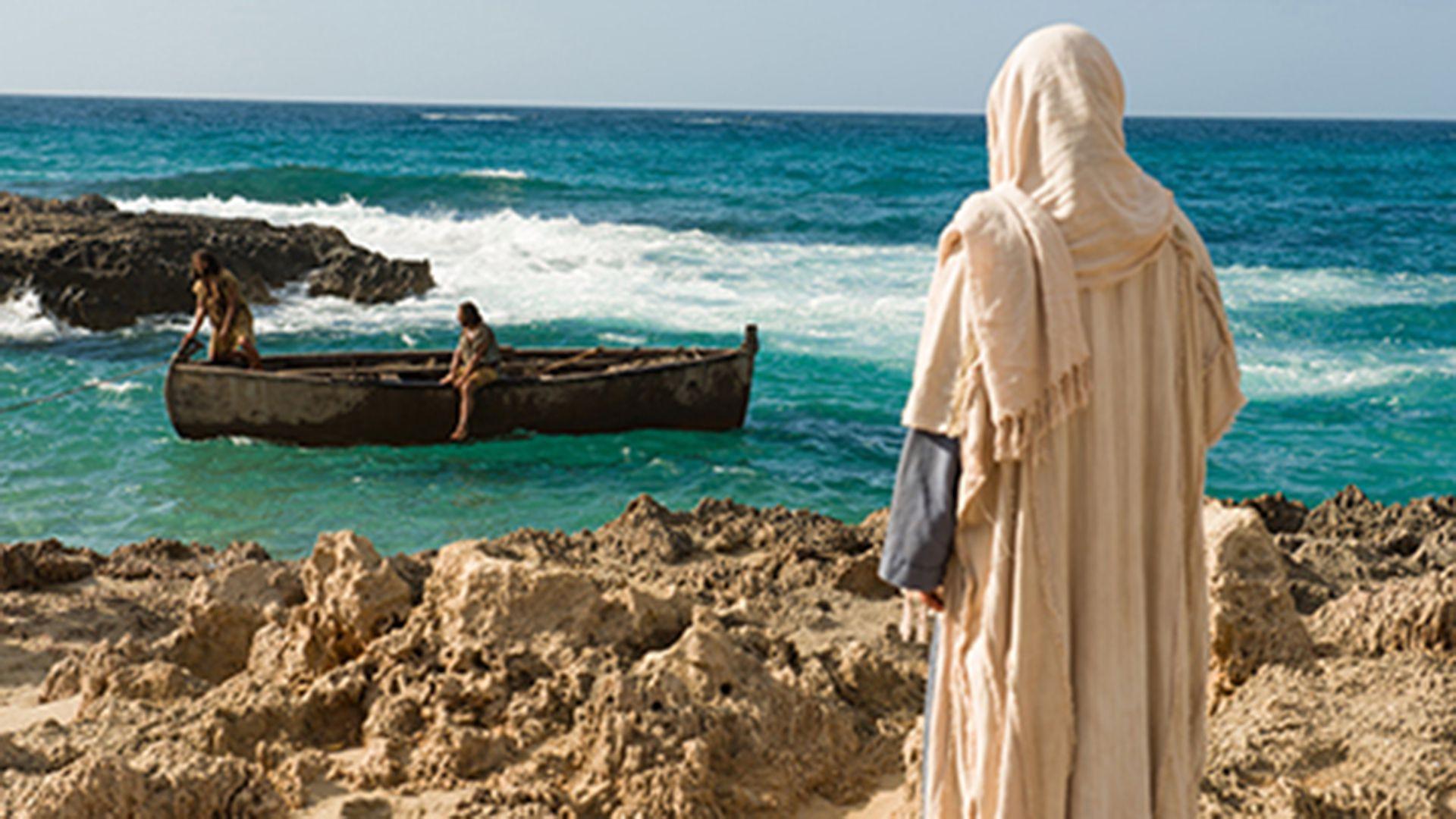 Betsaida milagros de Jesús