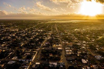 La ciudad de San Fernando ha sido muy afectada por la guerra entre las facciones de los cárteles que ya lleva una década.