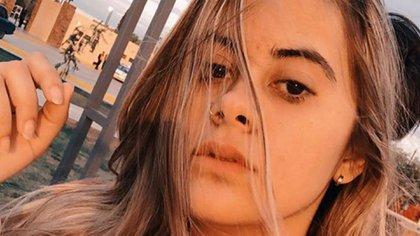 La joven acudía a la Escuela Modelo, de San Juan (Instagram: @melllchu)