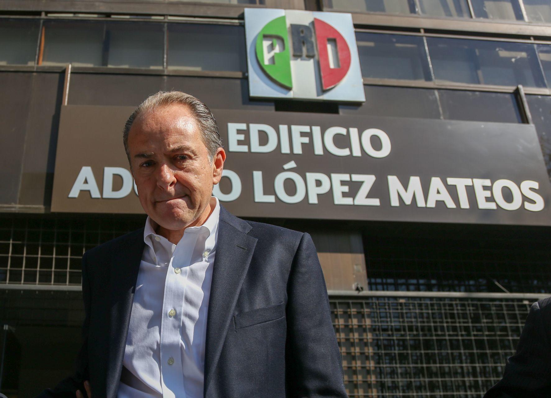 Juan Manuel Carreras López (Foto: Cuartoscuro)