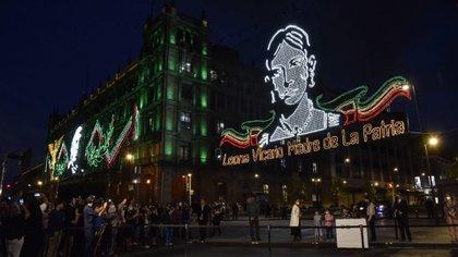 Se le rindió tributo en 2020 a Leona Vicario, Madre de la Patria, nombrando al año con su nombre (Foto: Cuartoscuro).