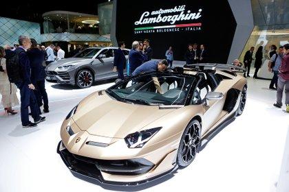 El Lamborghini Aventador es uno de los autos más caros del mundo (Reuters)
