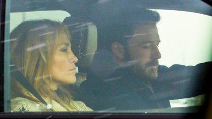 Las primeras imágenes de Jennifer Lopez con Ben Affleck tras revivir el romance