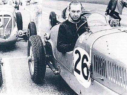 Rene Dreyfus también corrió con Ferrari, Maserati y Bugatti. Lo bajaron de los mejores equipos por ser judío.