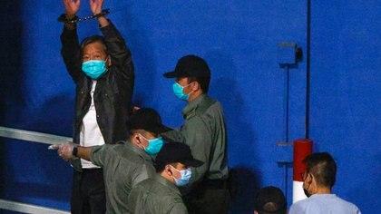 La Unión Europea advirtió que las condenas de China a los activistas prodemocracia de Hong Kong pueden afectar sus relaciones