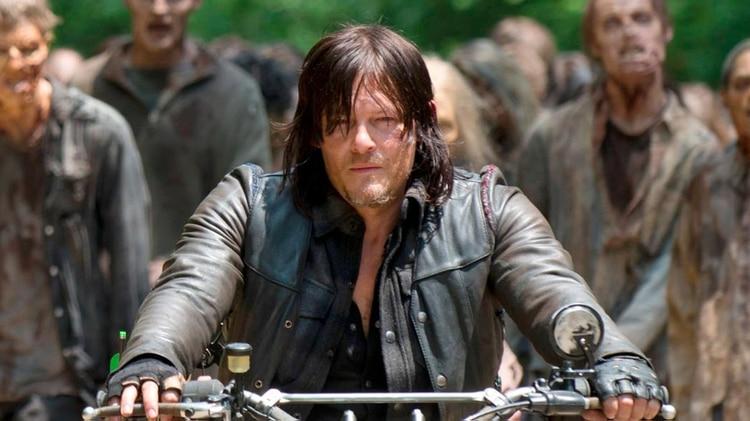 Norman Reedus de The Walking Dead espera un hijo con la actriz Diane Kruger