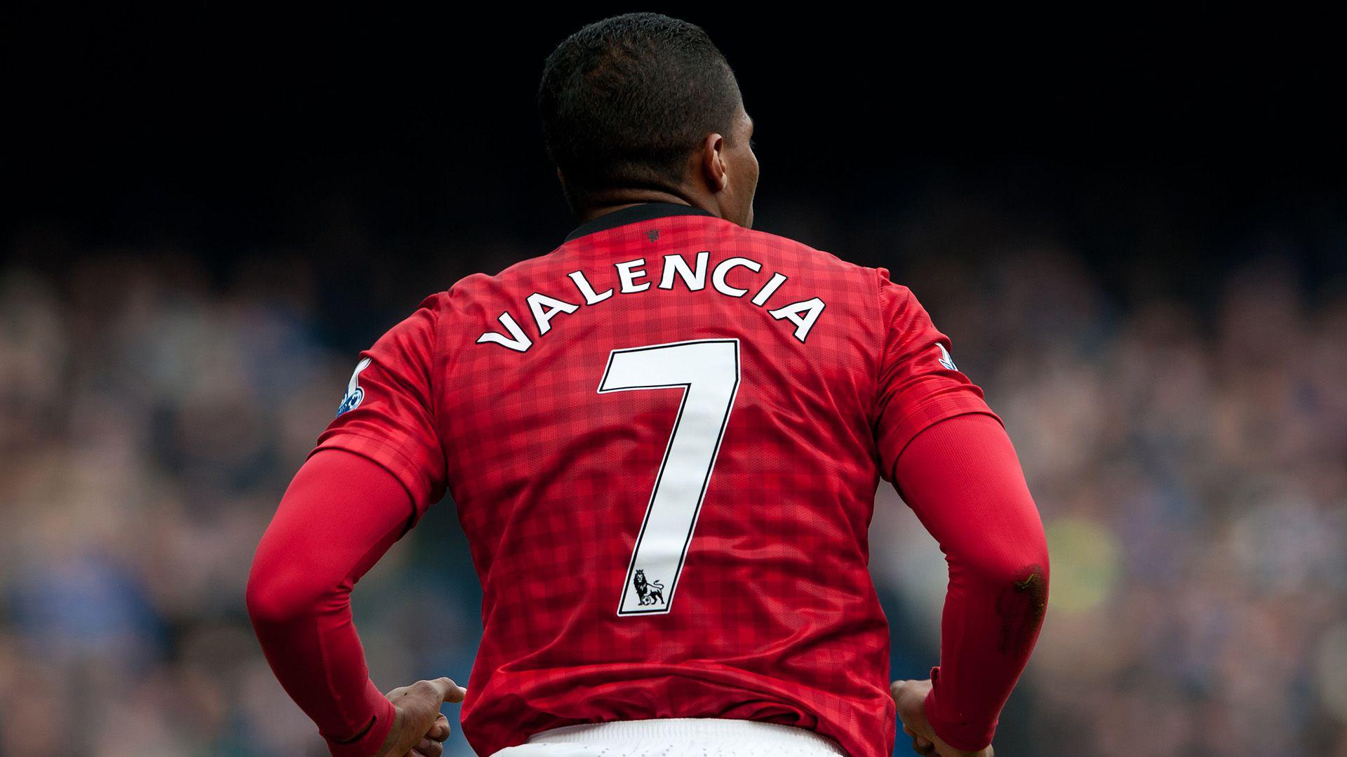 Manchester United Camiseta Número 7 -
