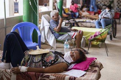 Ninguno dio positivo, pero sí diagnosticaron casos de dengue. Foto: EFE/Ginebra Peña/Archivo