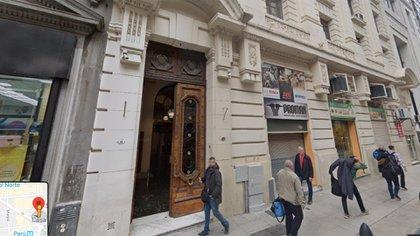 Forain tiene su sede en el cuarto piso de un edificio ubicado en San Martín 66