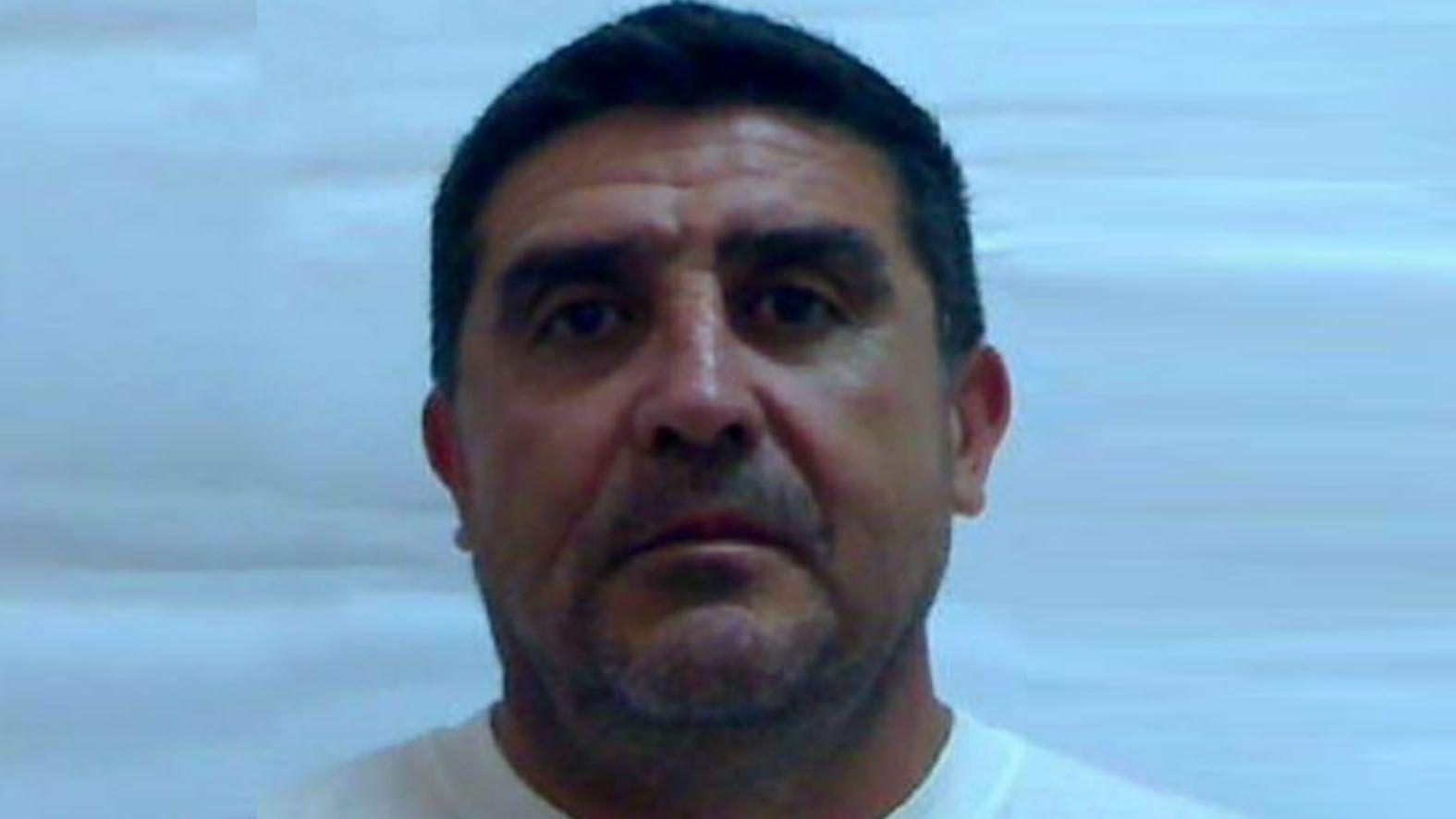 Marcelo Herrera, hoy detenido en el penal de Ezeiza.