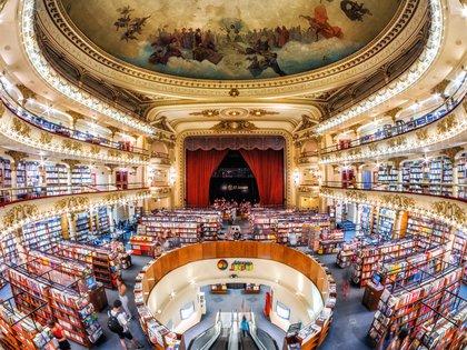 El Ateneo Grand Splendid (Foto: Shutterstock)